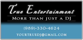 True Ent. Business Card